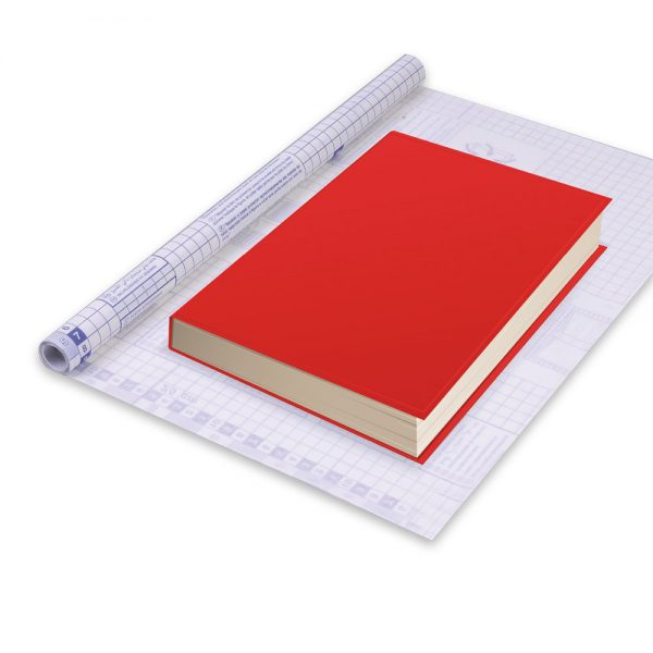 typotrust Αυτοκόλλητο για Ντύσιμο Βιβλίων SC 02006 typotrust