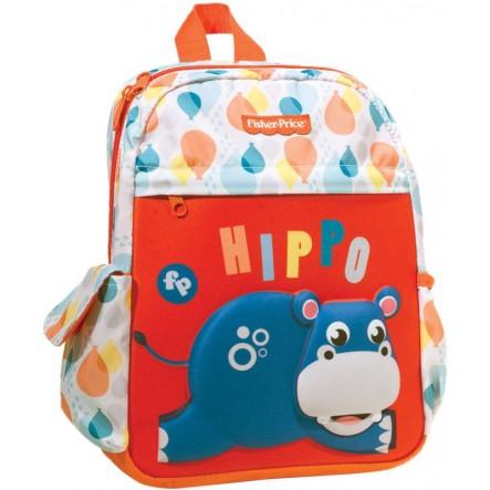 Gim Τσάντα  Νηπίου hippo Fisher Price 349-07054 Fisher-Price Αγόρι, Κορίτσι