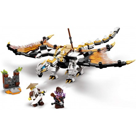 LEGO, Lego Ninjago  LEGO Δράκος Μάχης του Γου 71718 Αγόρι 12 ετών +, 7-12 ετών