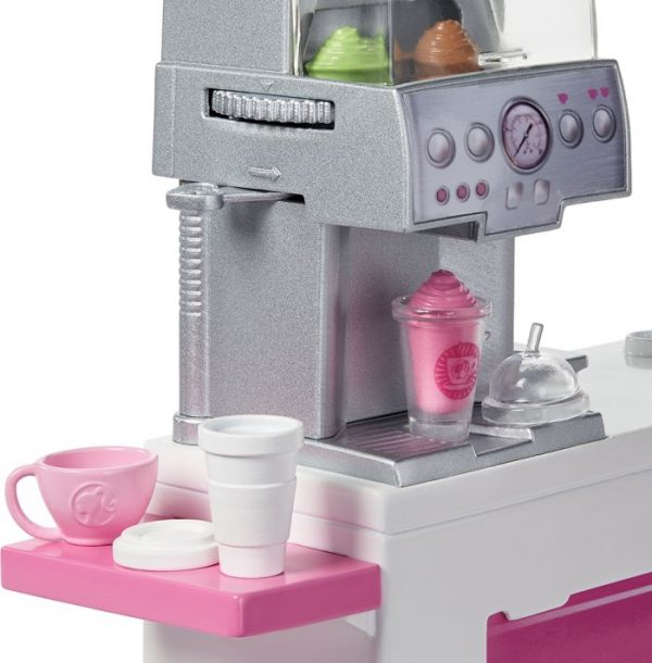 BARBIE  Barbie Καφετέρια GMW03 Κορίτσι 3-4 ετών, 4-5 ετών