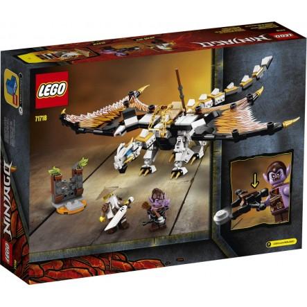 LEGO, Lego Ninjago LEGO Δράκος Μάχης του Γου 71718 12 ετών +, 7-12 ετών Αγόρι