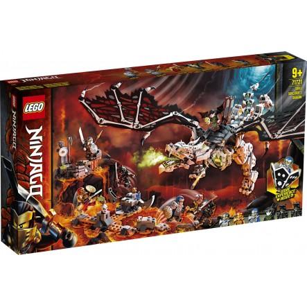 LEGO Δράκος του Μάγου του Κρανίου 71721 LEGO, Lego Ninjago Αγόρι 12 ετών +, 7-12 ετών