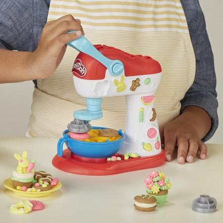 Play-Doh Kitchen Creations Spinning Treats Mixer E0102 Play-Doh 3-4 ετών, 4-5 ετών Αγόρι, Κορίτσι