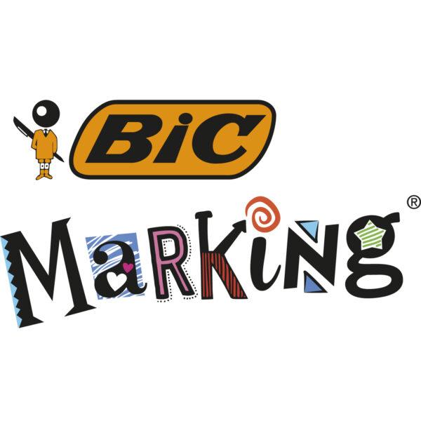 Bic Μαρκ. Ανεξίτηλος MARKING PASTEL COLOR BL5 AST X2 EU 942865  Αγόρι, Κορίτσι Bic