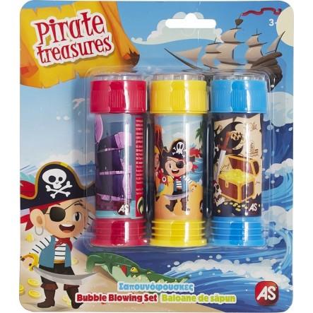 As company Σαπουνόφουσκες Πειρατές Pirates Treasure 5200-01332 AS Company Games Αγόρι 3-4 ετών, 4-5 ετών