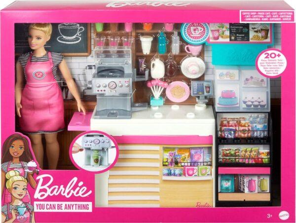 Barbie Καφετέρια GMW03  Κορίτσι 3-4 ετών, 4-5 ετών BARBIE
