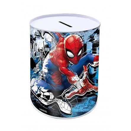 Gim Μεταλλικός Κουμπαράς Spiderman 337-75381 Spiderman Αγόρι  Spiderman