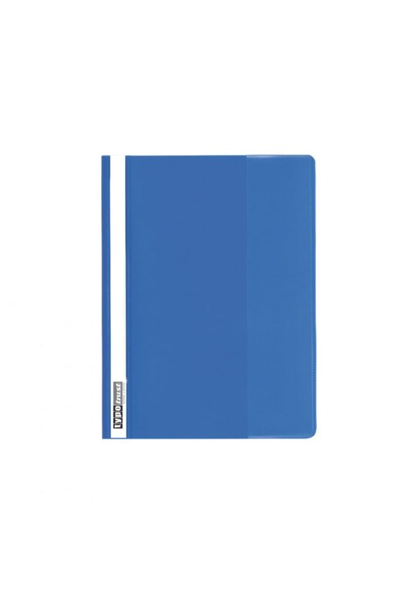 typotrust Ντοσιέ Έλασμα Α4 Μπλε FP 16120 03 typotrust