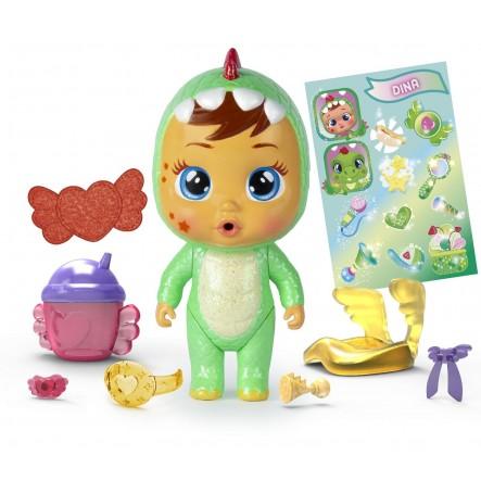 Μίνι Κλαψουλίνια CRY Babies Μαγικά Δάκρυα Πιπιλόσπιτο 1013-90309 Κορίτσι 3-4 ετών, 4-5 ετών  CRY Babies