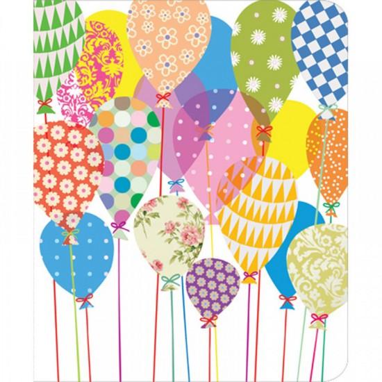 Ευχετήρια Κάρτα  Wish Card Balloons