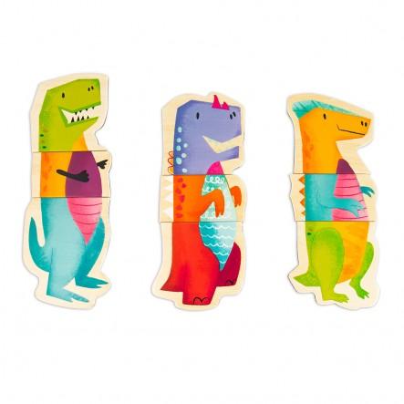 AS Company Games  AS  Magnet Box  - Δεινόσαυροι 1029-64043 Αγόρι, Κορίτσι 2-3 ετών, 3-4 ετών