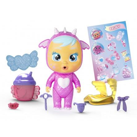 Μίνι Κλαψουλίνια CRY Babies Μαγικά Δάκρυα Πιπιλόσπιτο 1013-90309 CRY Babies 3-4 ετών, 4-5 ετών Κορίτσι