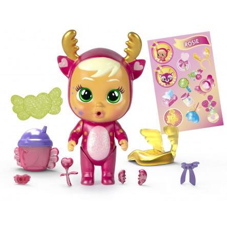 CRY Babies Μίνι Κλαψουλίνια CRY Babies Μαγικά Δάκρυα Πιπιλόσπιτο 1013-90309 3-4 ετών, 4-5 ετών Κορίτσι