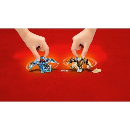 LEGO, Lego Ninjago Αγόρι  LEGO Ninjago Σπιντζίτσου Νία Και Γου - Spinjitzu Nya And Wu 70663