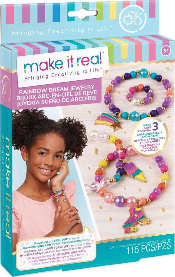 Make it Real - Rainbow Dream Jewellery (1204) Make it Real Κορίτσι 12 ετών +, 7-12 ετών