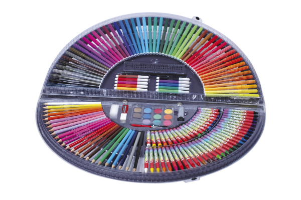 Creamania Βαλιτσάκι Χρώματα 153 τμχ Creamania  5-7 ετών, 7-12 ετών