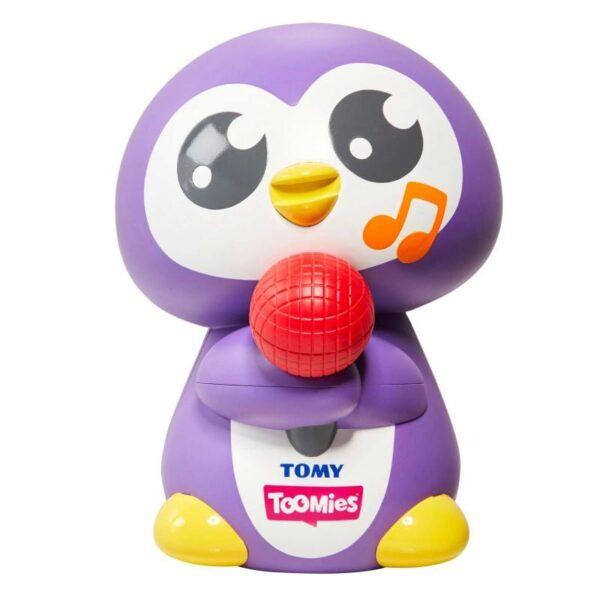 Toomies Βρεφικό  Παιχνίδι Μπάνιου Μουσικός Πιγκουίνος Toomies 1000-72724 Toomies Αγόρι, Κορίτσι 0-6 μηνών, 12-24 μηνών, 6-12 μηνών