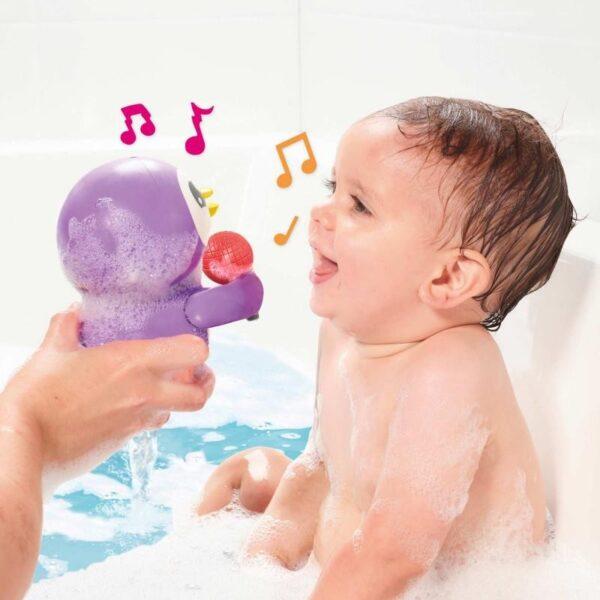 Toomies Βρεφικό  Παιχνίδι Μπάνιου Μουσικός Πιγκουίνος Toomies 1000-72724 0-6 μηνών, 12-24 μηνών, 6-12 μηνών Αγόρι, Κορίτσι Toomies