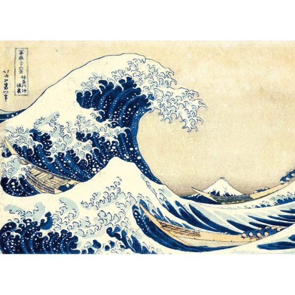 Clementoni Παζλ 1000 Museum Hokusai - Το Μεγάλο Κύμα 1260-39378  Αγόρι, Κορίτσι 12 ετών +, 7-12 ετών Clementoni