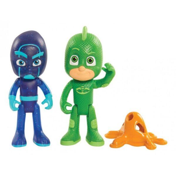 Pj masks PJ MASKS Αγόρι, Κορίτσι 3-4 ετών, 4-5 ετών Pj masks Light-Up 2 Φιγούρες - 3 Σχέδια PJM19000