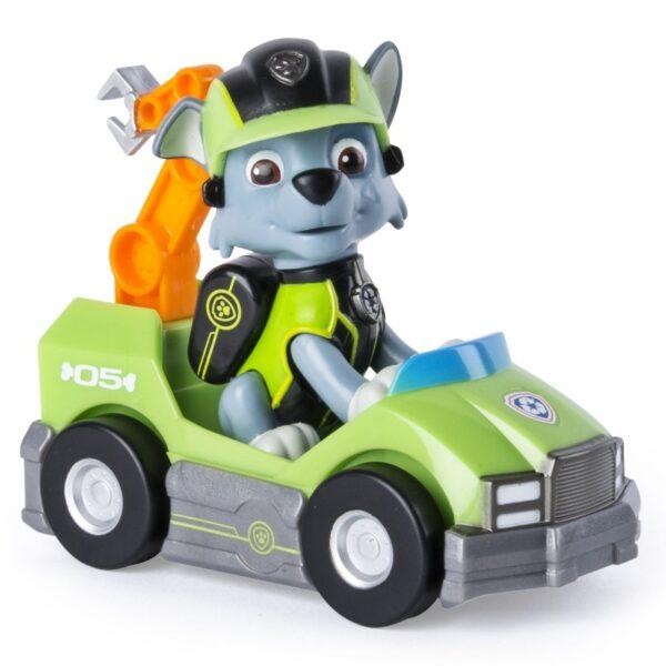 PAW PATROL Paw Patrol Mini Vehicle & Puppy Mission PWP61000 Αγόρι 3-4 ετών, 4-5 ετών Paw Patrol