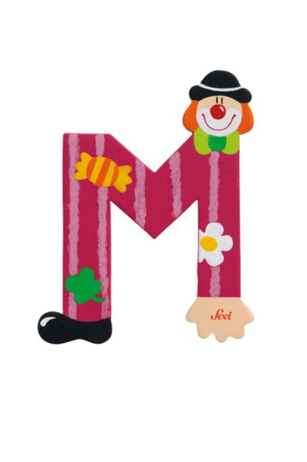 Sevi Γράμμα  - M - 81749 Sevi Αγόρι, Κορίτσι
