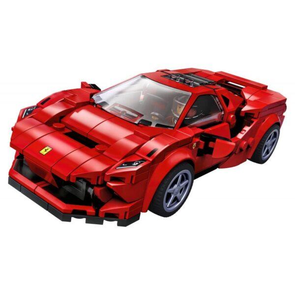 LEGO Speed Champions Ferrari F8 Tributo 76895  Αγόρι  LEGO, Lego Speed Champions