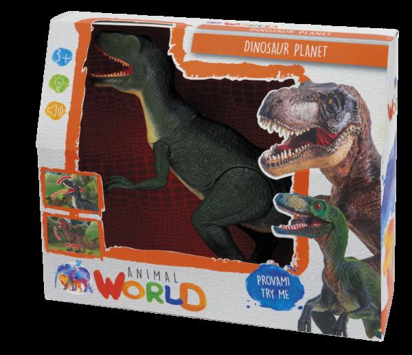 Animal World Δεινόσαυρος Animal World Αγόρι, Κορίτσι 3-4 ετών, 4-5 ετών