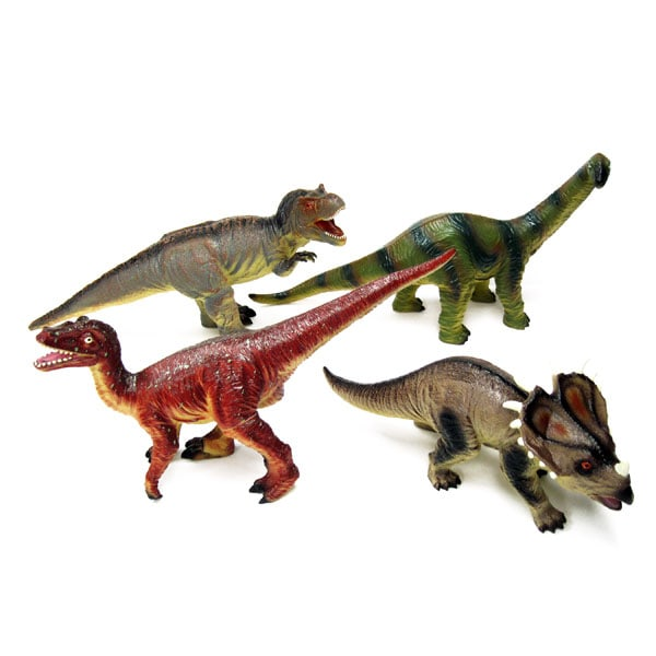 Animal World Δεινόσαυροι 4Σχέδια Animal World Αγόρι, Κορίτσι 3-4 ετών, 4-5 ετών