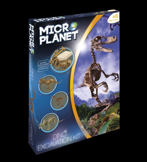 Micro Planet  Micro Planet Κιτ Εξερευνητή Δεινοσαύρων Αγόρι, Κορίτσι 5-7 ετών, 7-12 ετών