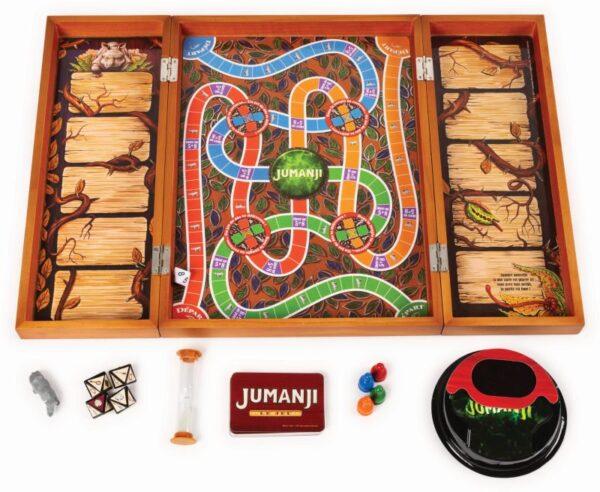 Jumanji - Ξύλινη Συσκευασία (6059740)  Αγόρι, Κορίτσι 12 ετών +, 7-12 ετών Spin Master