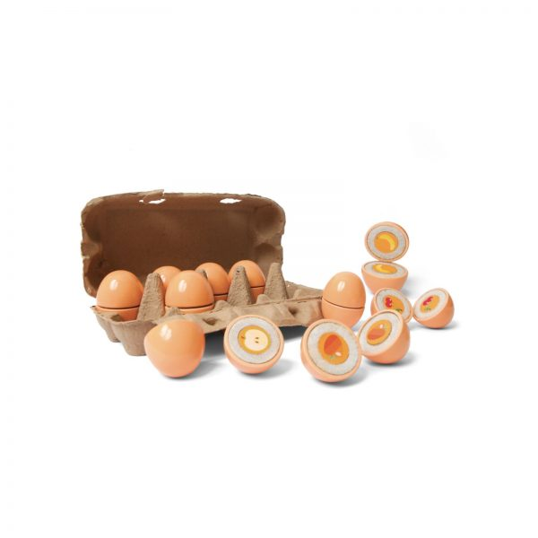 Wood' N Play Memory Eggs Wood' N Play Αγόρι, Κορίτσι 3-4 ετών, 4-5 ετών