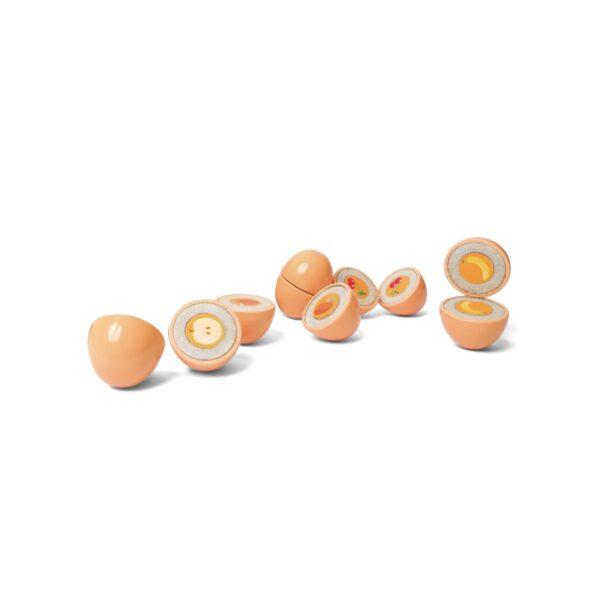 Wood' N Play Memory Eggs  Αγόρι, Κορίτσι 3-4 ετών, 4-5 ετών Wood' N Play