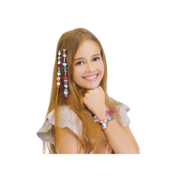 Creamania Δημιουργίας αξεσουάρ από γόμα  Αγόρι, Κορίτσι 5-7 ετών, 7-12 ετών Creamania