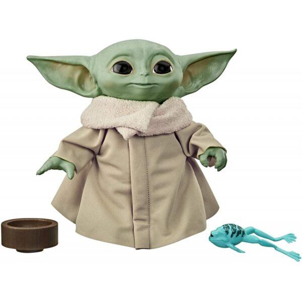 Star Wars The Child Talking Plush Toy F1115 STAR WARS Αγόρι 3-4 ετών, 4-5 ετών Star Wars