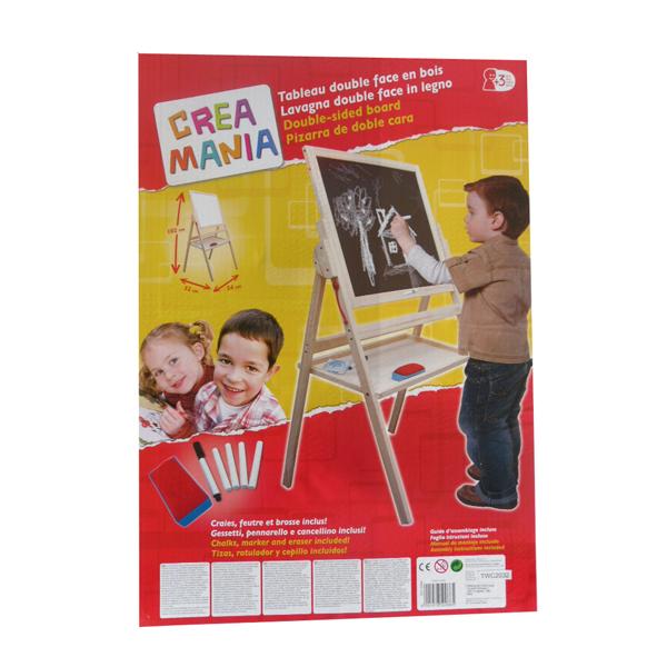Creamania Μαυροπίνακα 2 σε 1  Κορίτσι 3-4 ετών, 4-5 ετών Creamania