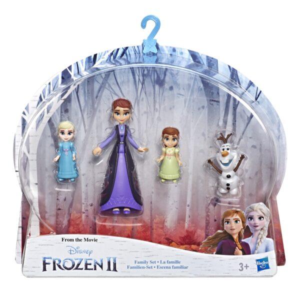 Frozen 2 6in Doll and Friend Σχέδια E5504 FROZEN Κορίτσι 3-4 ετών, 4-5 ετών Frozen