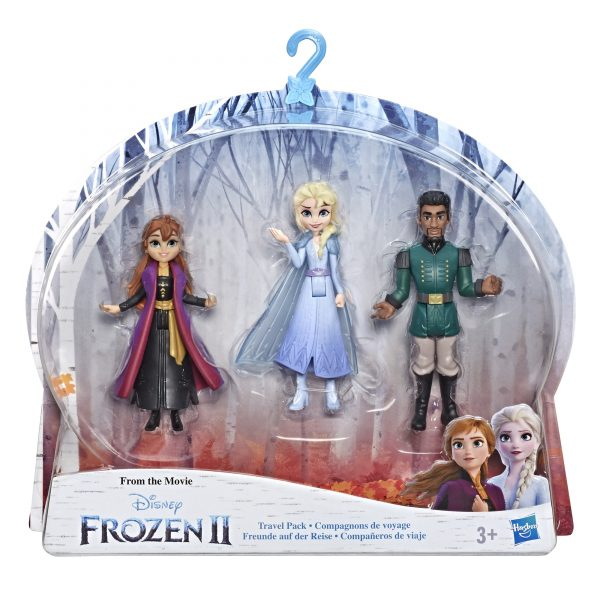 FROZEN Frozen Frozen 2 6in Doll and Friend Σχέδια E5504 Κορίτσι 3-4 ετών, 4-5 ετών