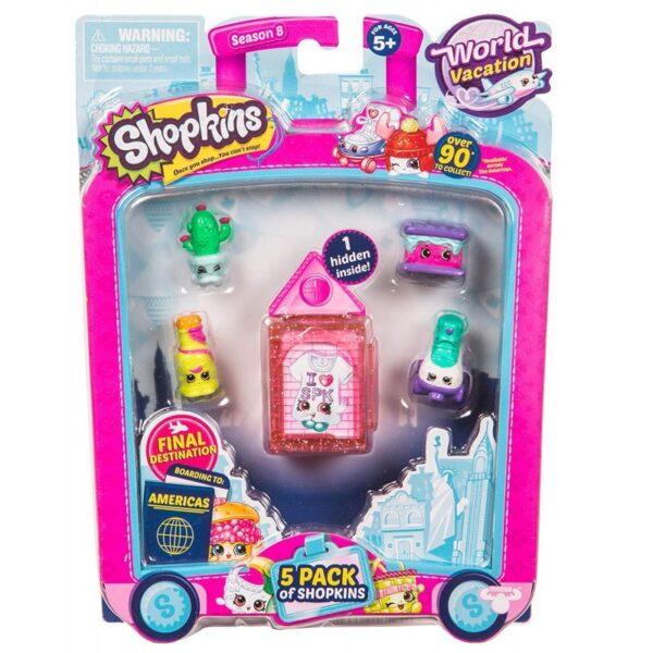 Shopkins  Shopkins S8 World Vacation w3  HPKA5000 Κορίτσι 5-7 ετών, 7-12 ετών