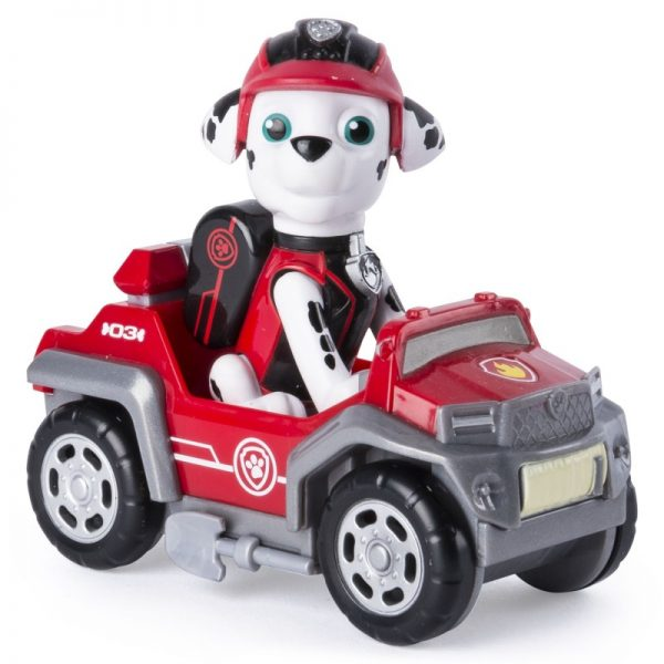 Paw Patrol Mini Vehicle & Puppy Mission PWP61000 3-4 ετών, 4-5 ετών Αγόρι PAW PATROL Paw Patrol