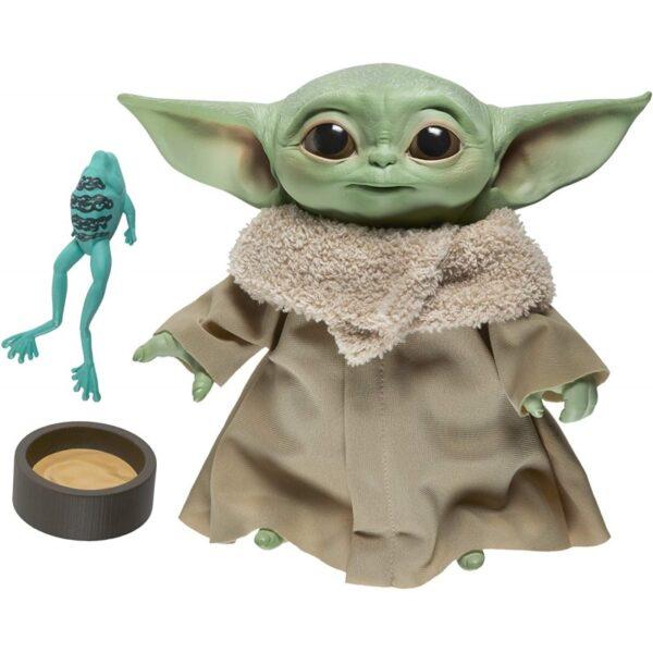 STAR WARS Star Wars Star Wars The Child Talking Plush Toy F1115 Αγόρι 3-4 ετών, 4-5 ετών