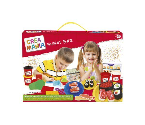 Creamania Set Sushi Creamania Κορίτσι 3-4 ετών, 4-5 ετών