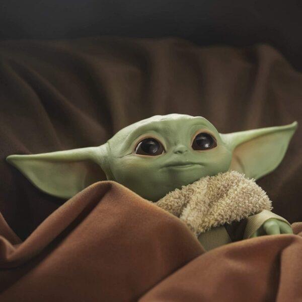 Star Wars STAR WARS Αγόρι 3-4 ετών, 4-5 ετών Star Wars The Child Talking Plush Toy F1115