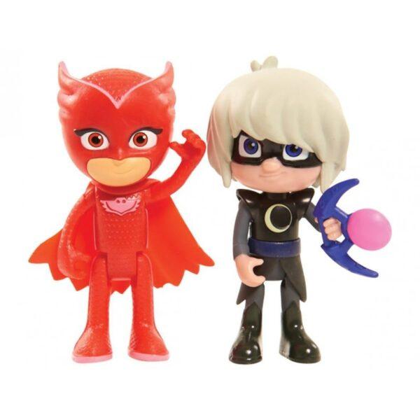 PJ MASKS Pj masks Pj masks Light-Up 2 Φιγούρες - 3 Σχέδια PJM19000 Αγόρι, Κορίτσι 3-4 ετών, 4-5 ετών