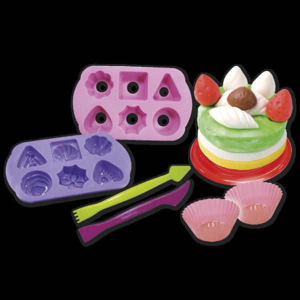 Creamania  Creamania Set Γλυκών Πλαστελίνη Αγόρι, Κορίτσι 5-7 ετών, 7-12 ετών