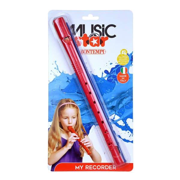 Music Star Φλάουτο MUSIC STAR Αγόρι, Κορίτσι 3-4 ετών, 4-5 ετών