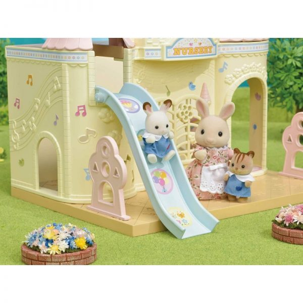 Sylvanian Families Sylvanian Families Κορίτσι 3-4 ετών, 4-5 ετών, 5-7 ετών Sylvanian Families: Baby Castle Nursery - Κάστρο Νηπιαγωγείο 5316