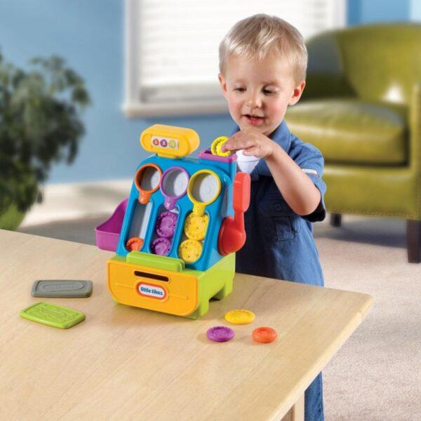 Little tikes  little tikes Count N Play Ταμειακή Μηχανή LTT35000 Αγόρι, Κορίτσι 2-3 ετών, 3-4 ετών, 4-5 ετών