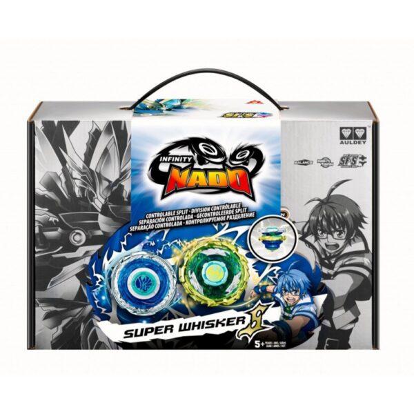 Auldey Toys Infinity Nado Crack Series Super Whisker 624700-4 Infinity Nado Αγόρι 5-7 ετών, 7-12 ετών
