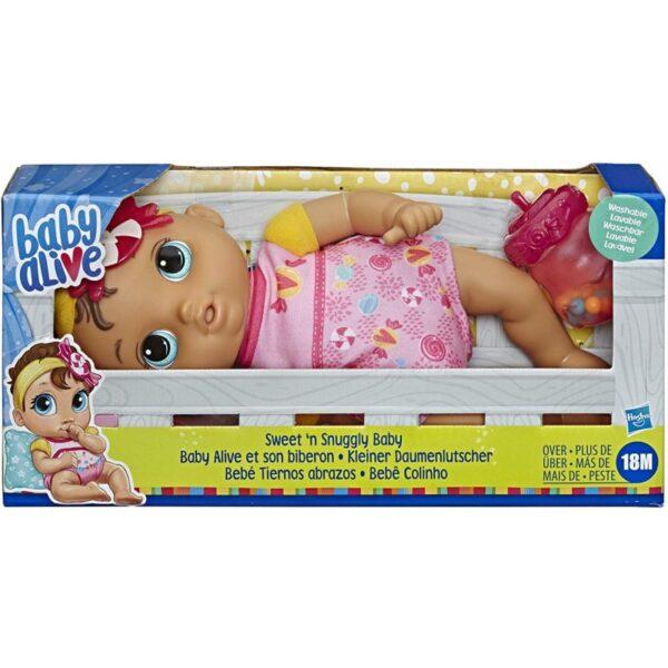 Baby Alive Sweet N Snuggly Baby E7599  Κορίτσι 3-4 ετών, 4-5 ετών BABY ALIVE